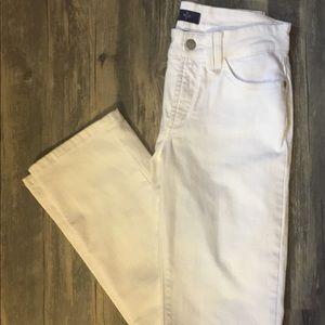 White Denim Jeans by NYDJ of New York